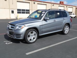 2015 Mercedes Benz Glk350 4matic Used Vehicle Lease The